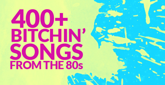 Best Music From 80s