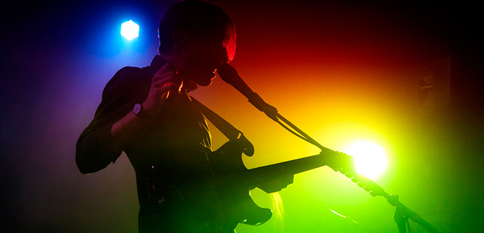 Bombay Bicycle Club - Concert Photography