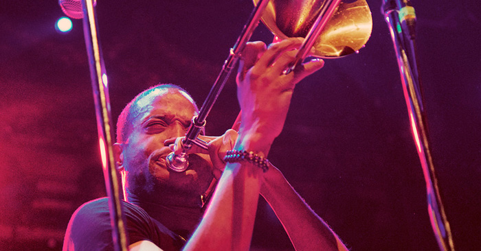 Trombone Shorty Denver Concert Photos