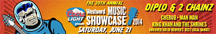 Wesyword Music Showcase 2014