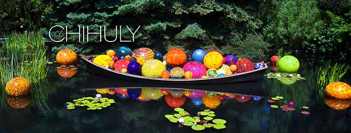 Chihuly Exhibit Denver Botanic Gardens
