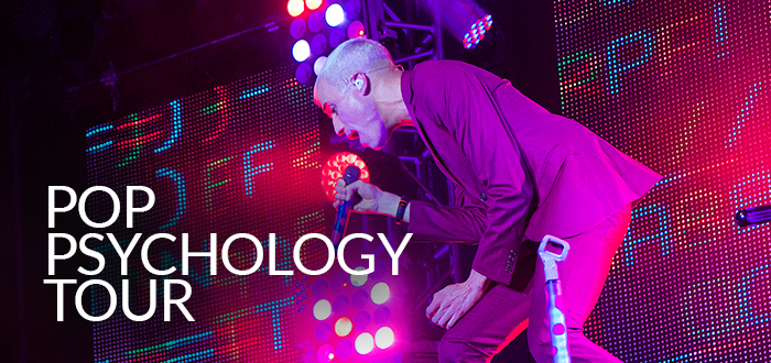 Neon Trees Denver Pop Psychology
