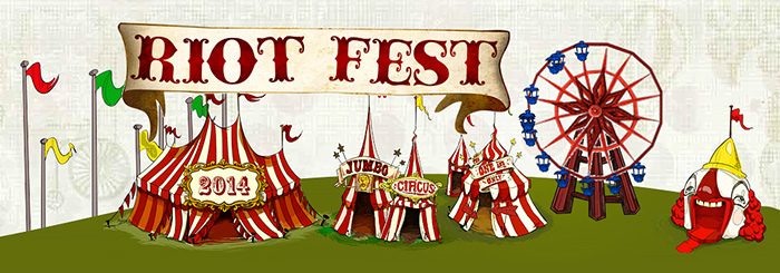 Riot Fest Denver 2014 Ticket Contest