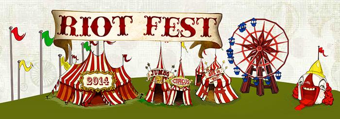 Riot Fest Denver 2014 Ticket Contest