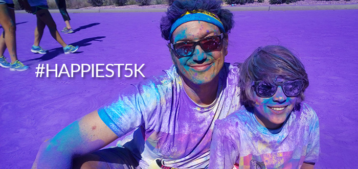 Color Run Denver 2014 Happiest 5K