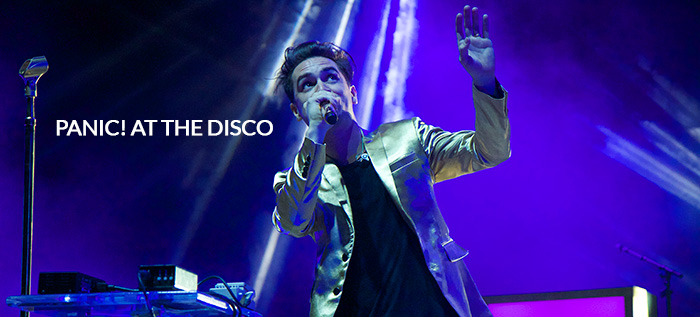 Panic! At The Disco at KTCL Channel 93.3 Big Gig
