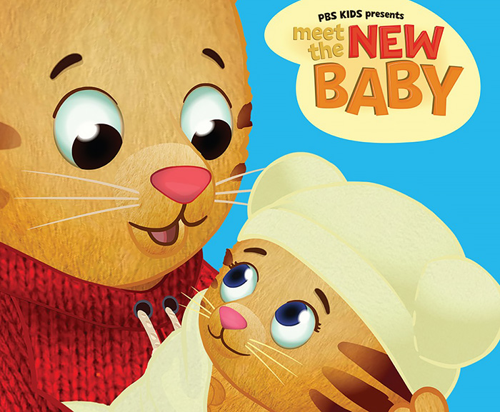 Daniel Tiger Is Getting A Baby Sister