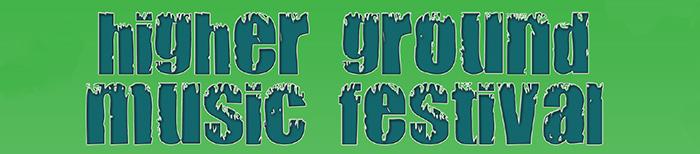 Higher Ground Music Festival Logo