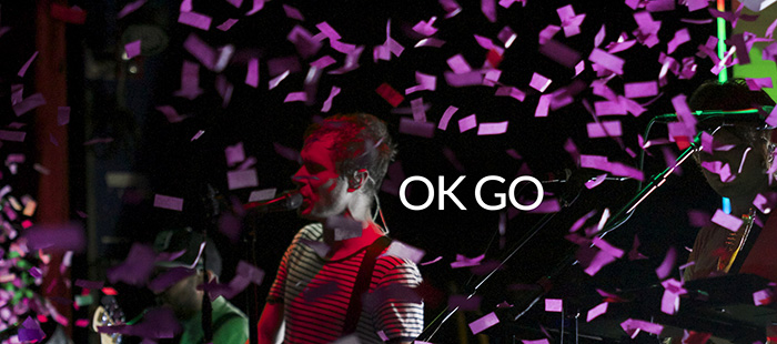 OK Go Concert Photos Denver