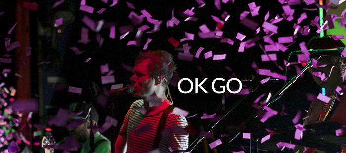 OK Go Concert Photos Denver