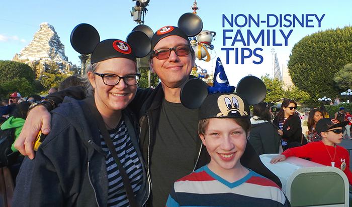 Disney Family Travel Tips