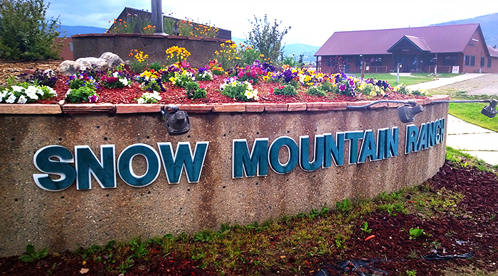 Summer Tubing Hill - Snow Mountain Ranch