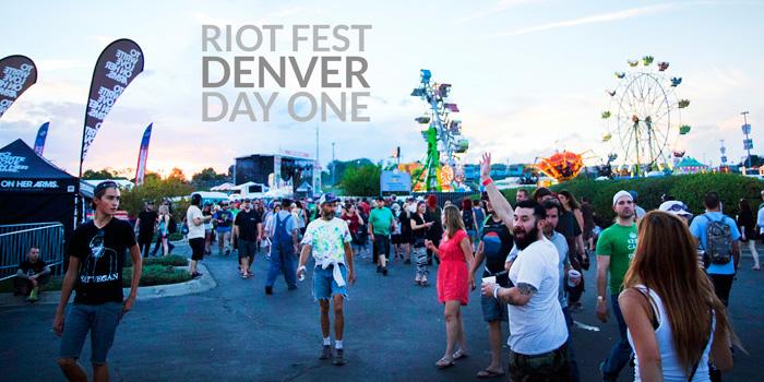 Riot Fest Denver Concert Photos - Music Blog