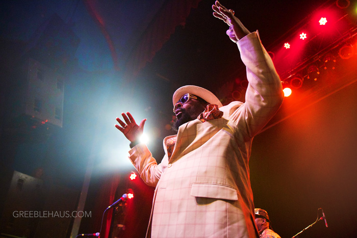 George Clinton - Best of Denver Concert Photos