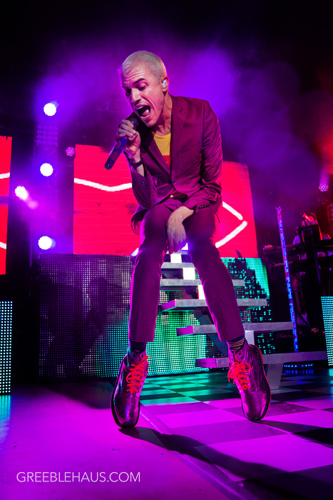Neon Trees - Best of Denver Concert Photos