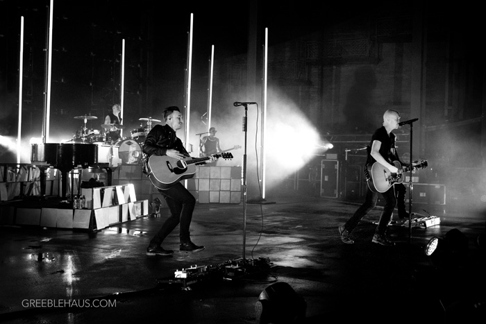 The Fray - Best Concert Photos Denver