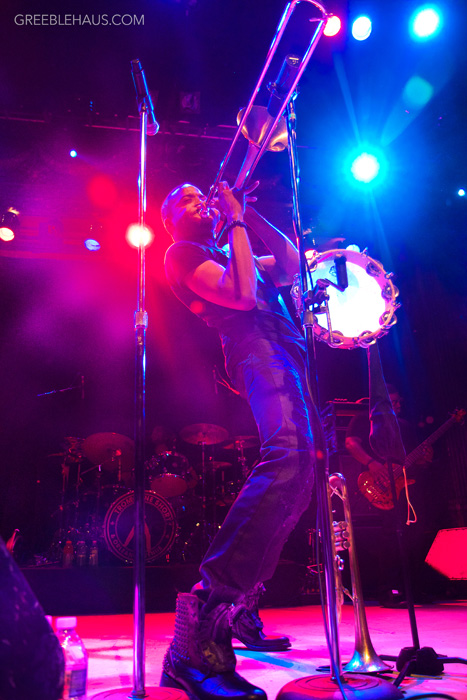 Trombone Shorty - Best of Denver Concert Photos