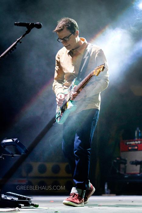 Weezer - Best of Denver Concert Photos