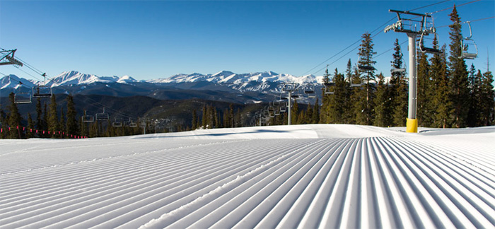 Keystone Resort - Spring Skiing