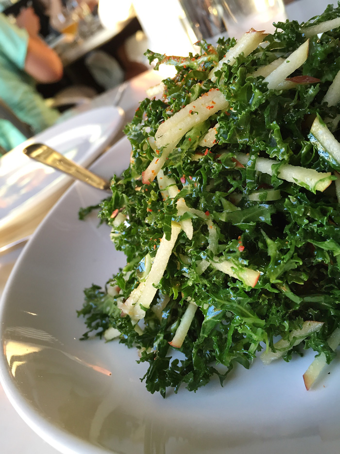 Kale & Apple Salad