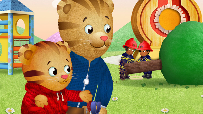 PBS KIDS Daniel Tiger - Storm Preparedness