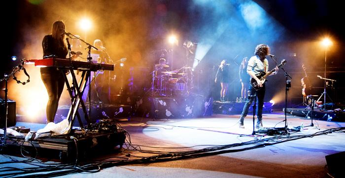 Hozier - Red Rocks Denver Concert Photos