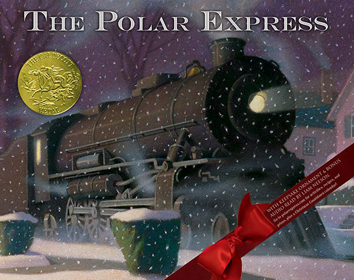 Polar Express Book - 30th Anniversary Edition