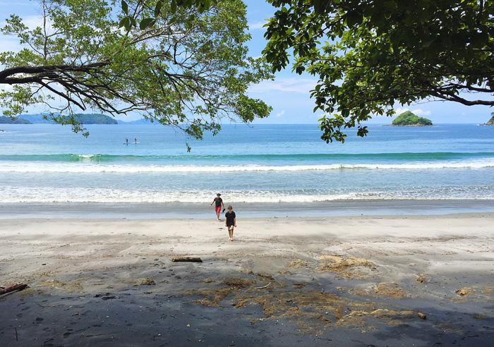 Las Catalinas Beach, Costa Rica