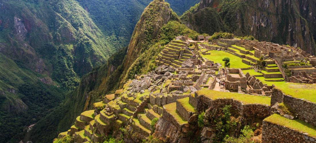 Middle School Trip to Machu Picchu, Peru