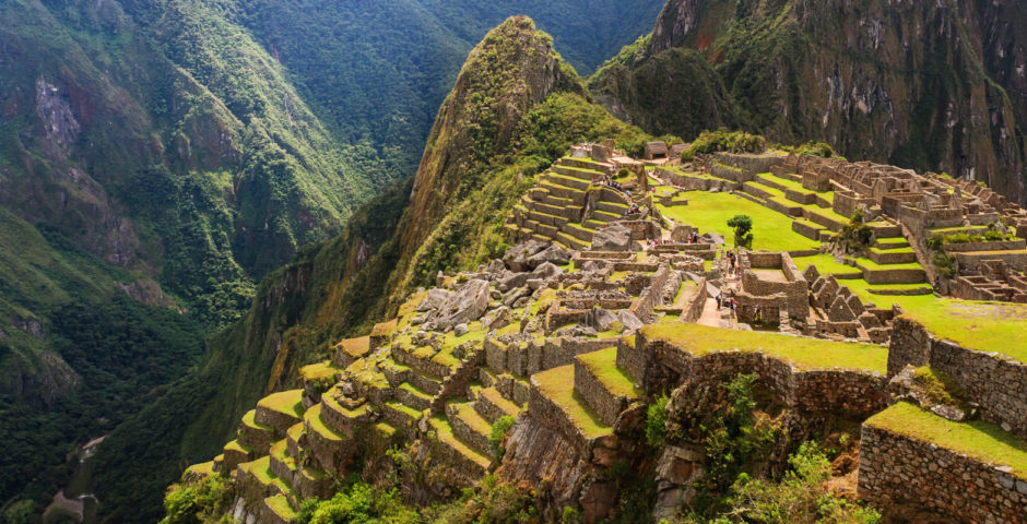 Machu Picchu Peru - Middle School Trip