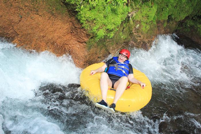 River Drift - Costa Rica