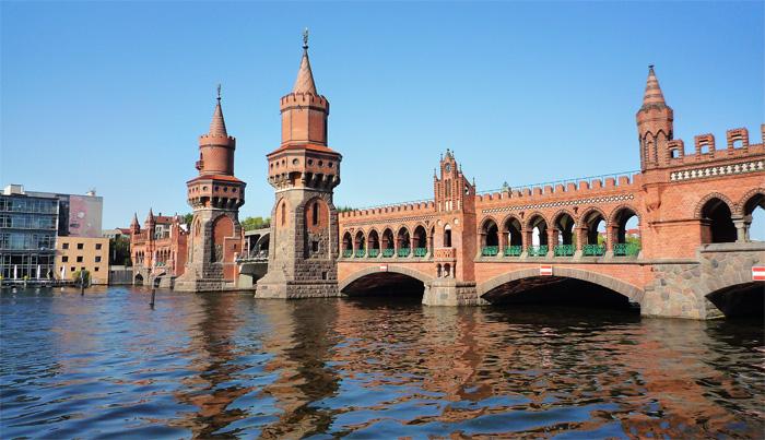 Oberbaum Bridge - Berlin, Germany