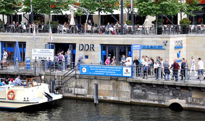 DDR Museum - Berlin, Germany