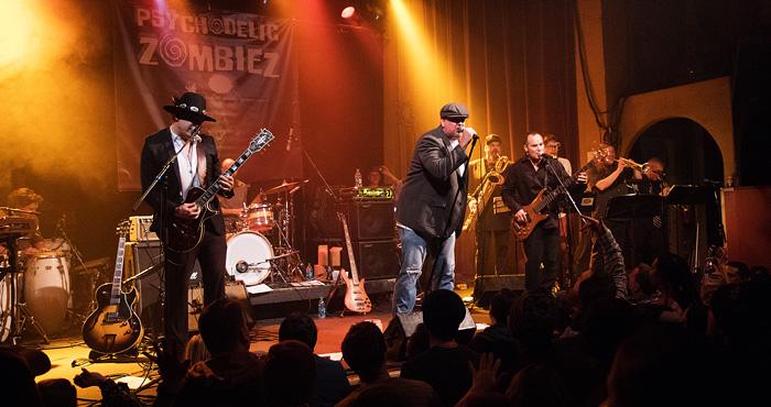 Psychedelic Zombiez - 2015 Reunion Concert