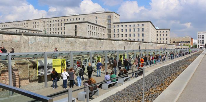 Topography of Terror Museum - Berlin, Germany
