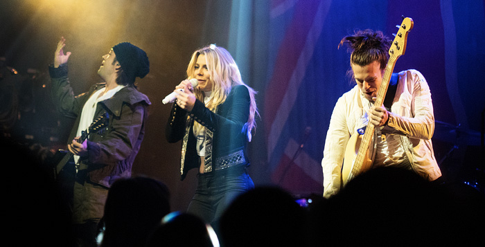Alice In Winterland 2016 - The Band Perry