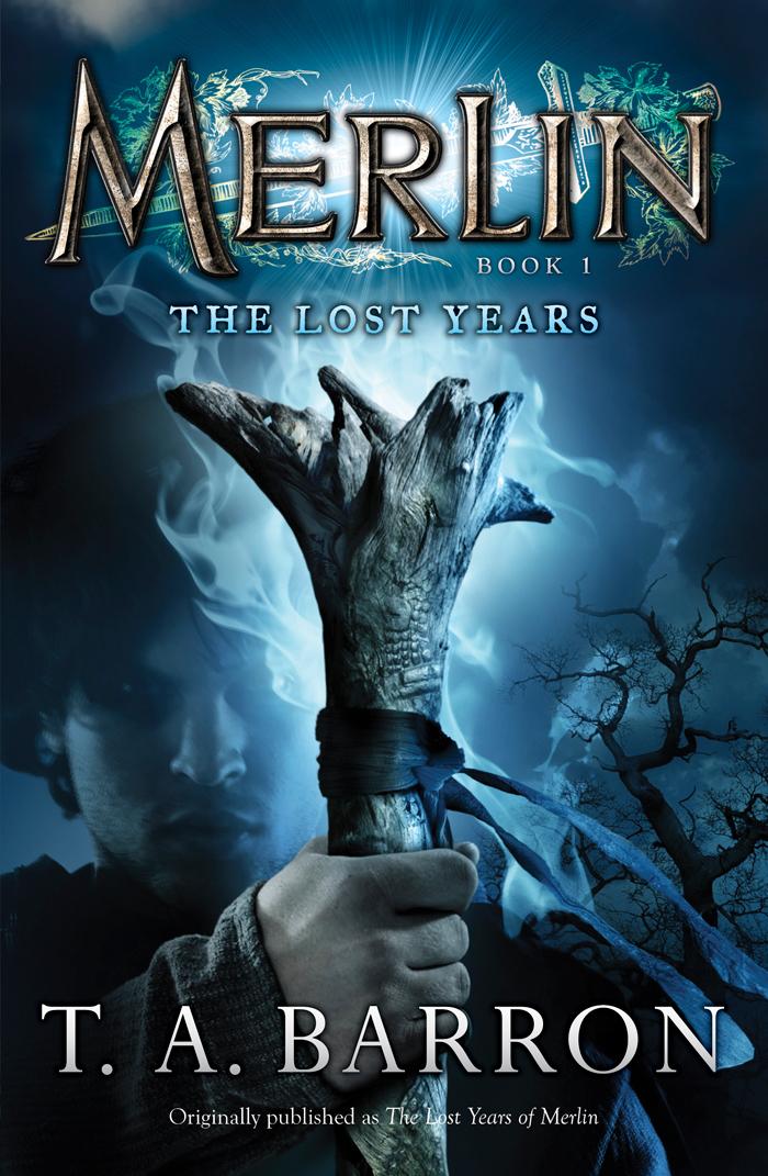 Lost Years of Merlin Book