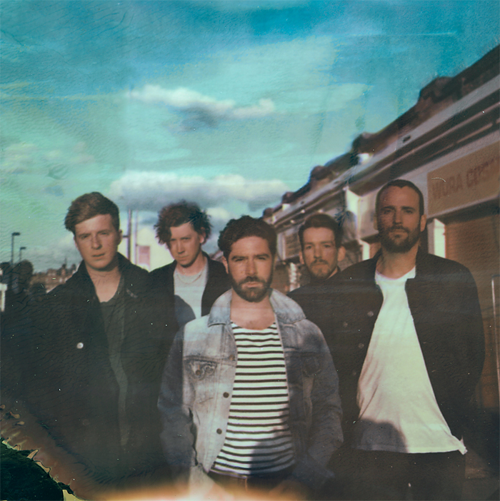 Interview with Foals Band