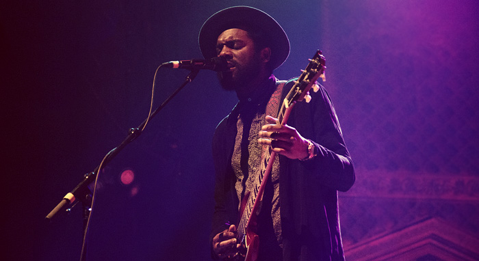 Gary Clark Jr. - Denver Concert Photos