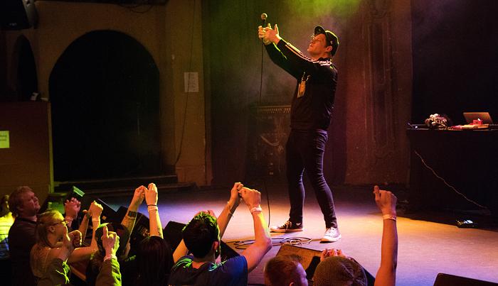 MC Lars in Concert, Denver