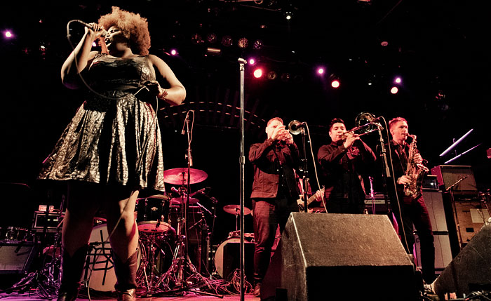 The Suffers - Concert Photos Denver
