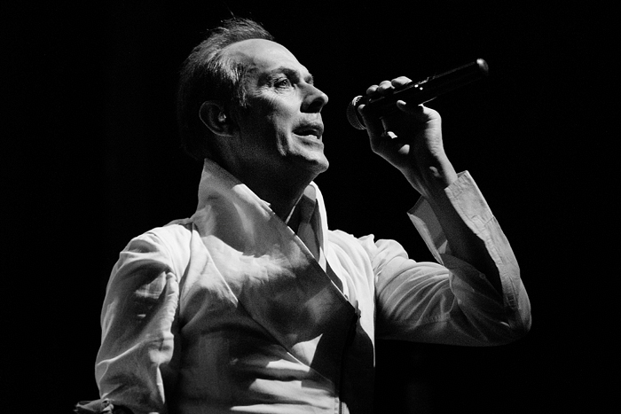 Peter Murphy in Concert - Denver, 2016