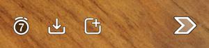 Snapchat Save Bar