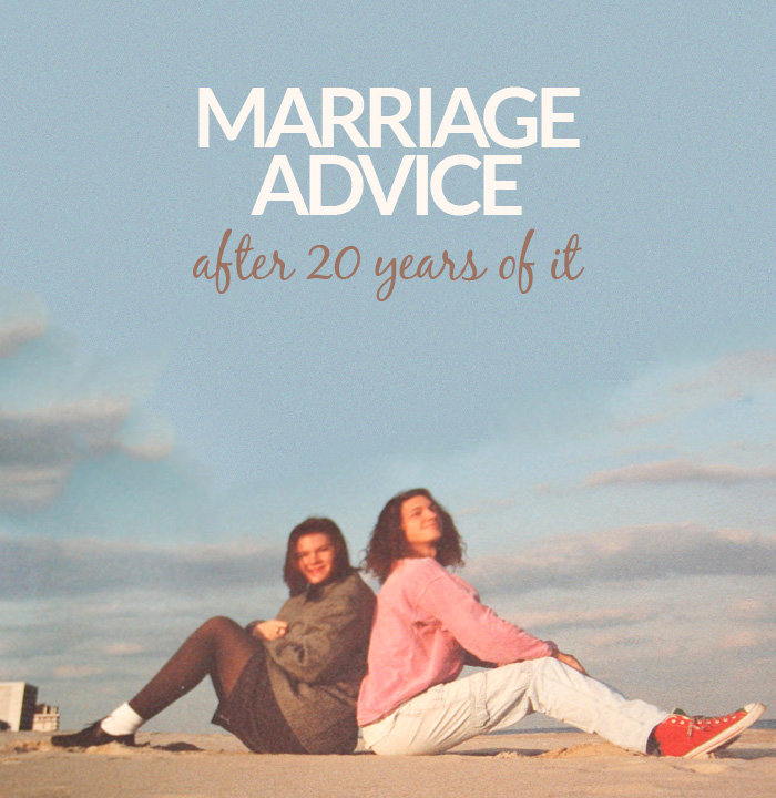 Marriage Advice (After 20 Years of It) #relationships #advice #marriage