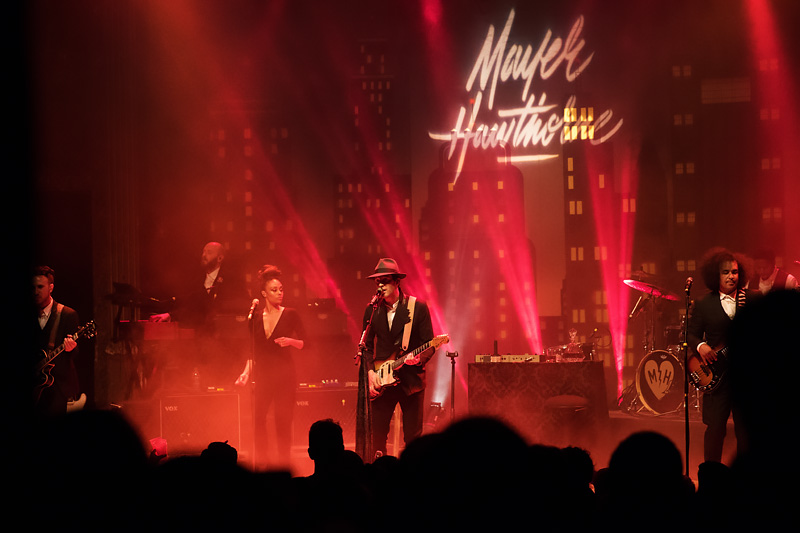 Mayer Hawthorne - Concert Photos from Denver's Ogden Theatre