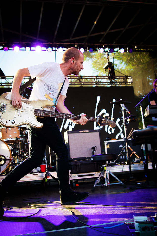 Cold War Kids at Westword Music Showcase in Denver