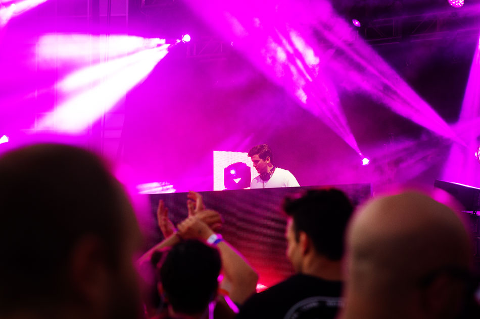 EDM DJ Dillon Francis closes out Denver's Westword Music Showcase 2016