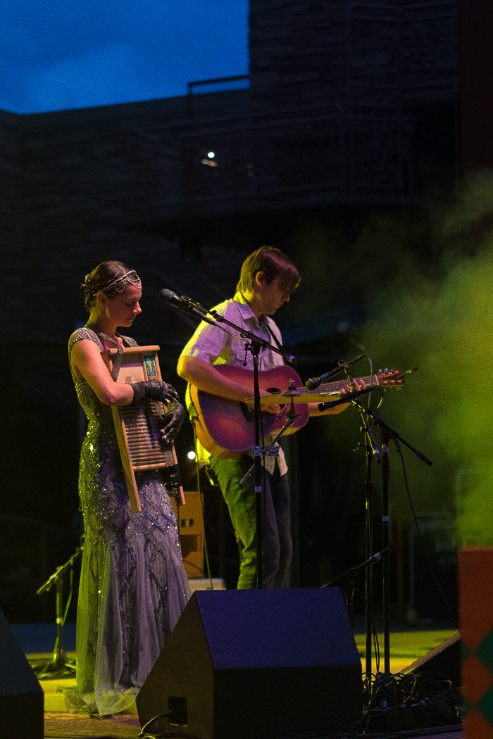 Elephant Revival headlines Red Rocks in Denver