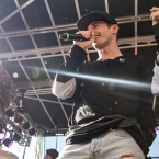New Politics rock out at the 2016 Westword Music Showcase in Denver