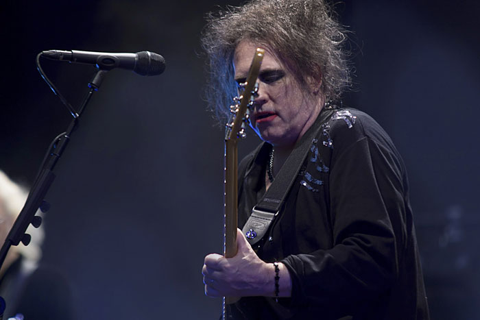 The Cure: Denver concert photos 2016
